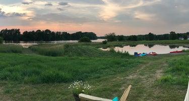 Belle Vue Pond and River Haven