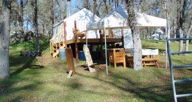 Trank Family Farm Campsite