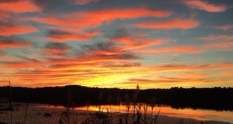 Cox Creek Lake Campground