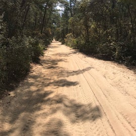 Clean trails that go for hours!