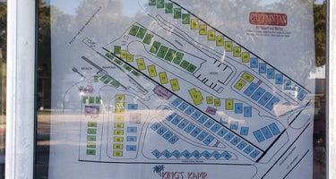 Kings Kamp RV Park Tent Camping and Bay Front Marina