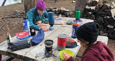 Mary Mountain Backcountry Patrol Cabin