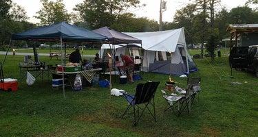 Lake Glory Campground