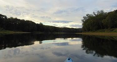 Sandyston Canoe Camping