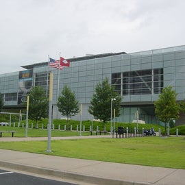 Clinton Library is worth a visit.