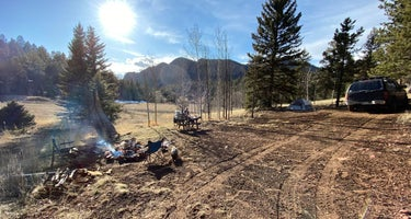 Lost Burro Campground