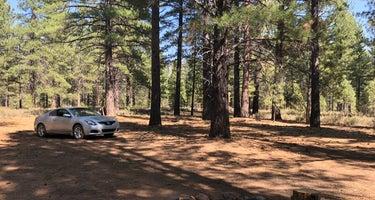 Davies Creek Campground
