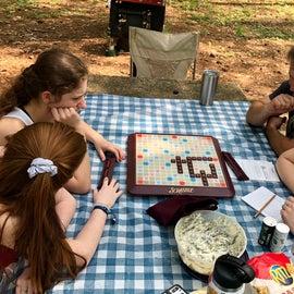 Intense Scrabble Tournament