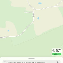 Not easy to find , your GPS May or may not recognize the address