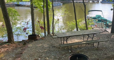 High Rock Lake/Marina & Campground