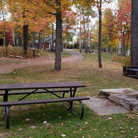 Spots to picnic and grill Jericho Mountain State Park
