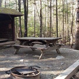 Lean-to 2 Katahdin Stream Campground