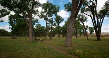 Deerlodge Park Campground