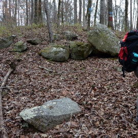 Scenic hiking.