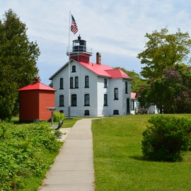 Plenty of things to do in the area, including visiting lighthouses.