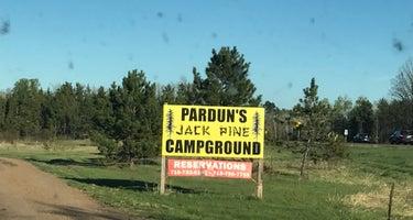 Pardun's Jack Pine Campground