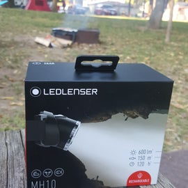 Ledlenser mh10 headlamp-awesome product!