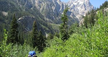 Cascade Canyon Patrol Cabin