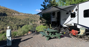 Lake Simtustus RV Park