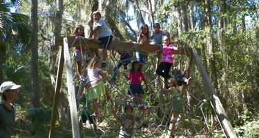 Crowley Museum and Nature Center Group Camp