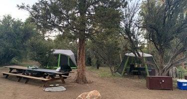 San Bernardino National Forest Serrano Campground