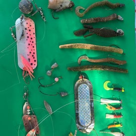 Found these Lures on the lake