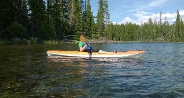 North Waldo Lake