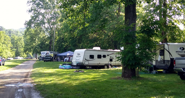 Eggleston Springs Campground