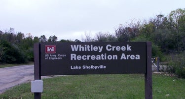 Whitley Creek - Lake Shelbyville