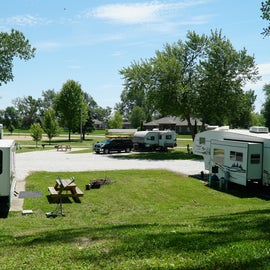 Cottonwood Cove Campground