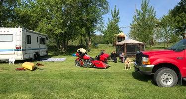 Hutchinson Family Farm Campground