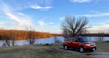 Louisburg Middle Creek State Fishing Lake