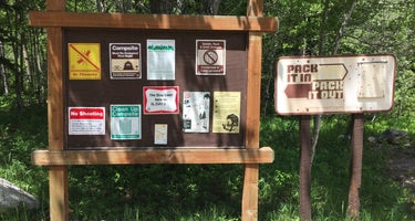 Palisades Campground - Custer Gallatin National Forest