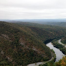 Another view from Mt. Tammany in Delaware Water Gap