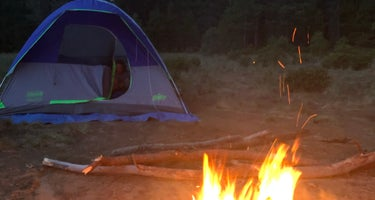 Deschutes National Forest Dispersed Camping