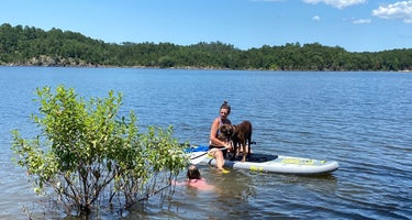 Ouachita Lake - COE/Little Fir