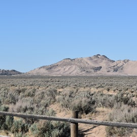 Dunes by Sand Mt.
