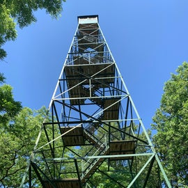Fire tower built in 1930