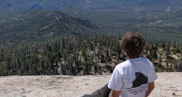 Sequoia National Forest Upper Peppermint Dispersed Area