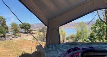 Putah Canyon Campground