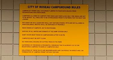 Roseau City Park