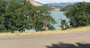 Point RV Park at Emigrant Lake