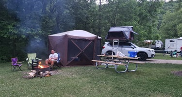 Oxbow Park Campground