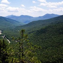 View from Frankenstein Cliff