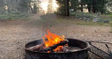 Sawtooth National Forest Baumgartner Campground