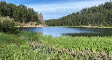 Iron Creek Lake Campground