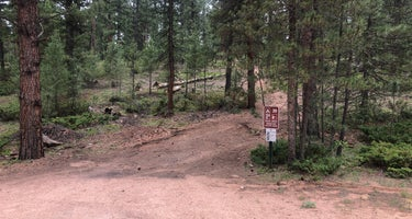 Pike National Forest Extended Buffalo Creek Access