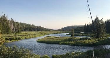 Riverside Campground (Mt)