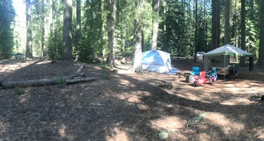 Ice Cap Campground