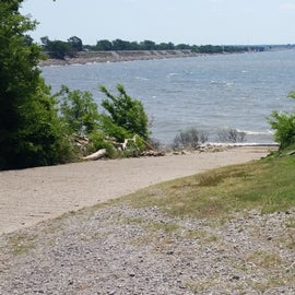 A boat ramp is available at this RV park.